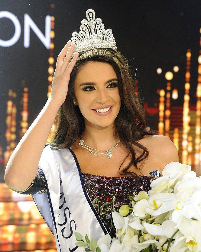 Perla Al Helou crowned as Miss Lebanon 2017
