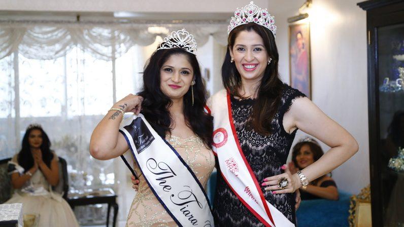 Sonika Sharma, The Tiara Queen by TGPC