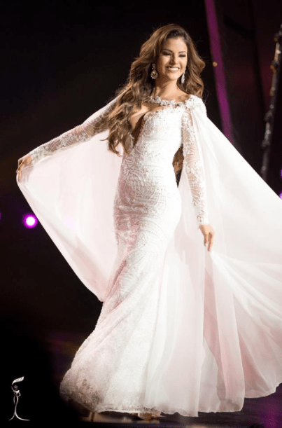 Prissila Howard is Miss Universe Peru 2017