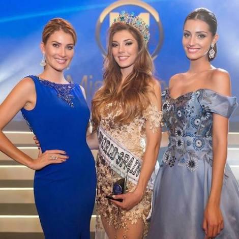 Road to MISS WORLD SPAIN 2018 - is Amaia Izar Leache of Navarra Spain2