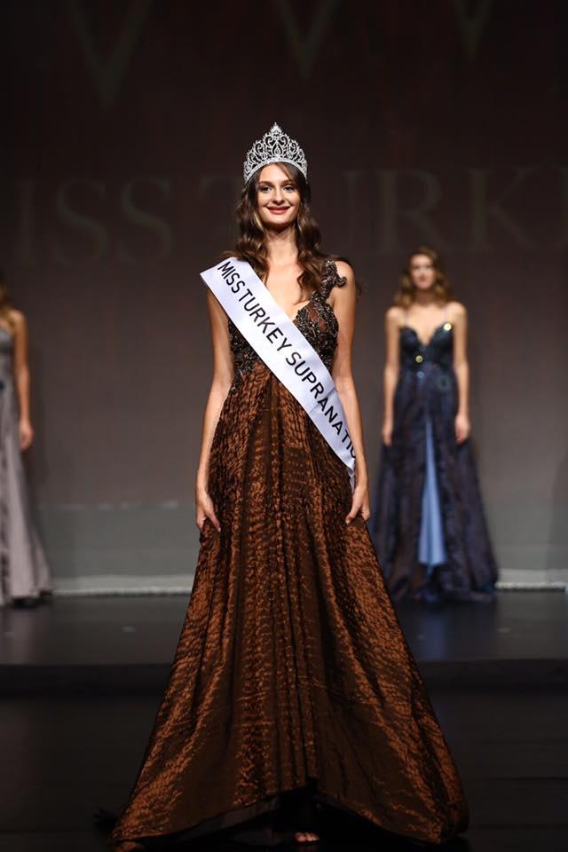 Pınar Tartan crowned as Miss Supranational Turkey 2017