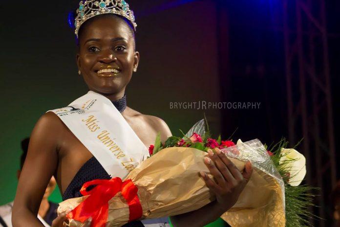 Isabel Chikoti crowned as Miss Universe Zambia 2017