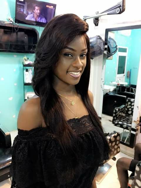 Judelsia Bache is Miss World Angola 2017