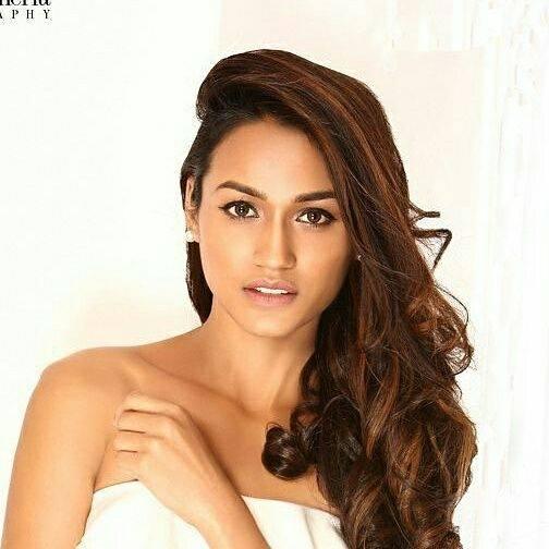 Priyanka Kumari is declared as Miss Intercontinental India 2017