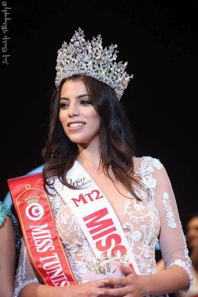 Haifa Ghedir is Miss Tunisie 2017
