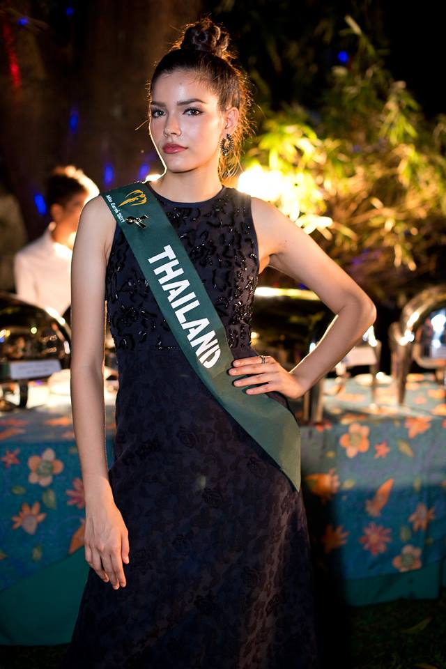 Miss Earth Thailand 2017