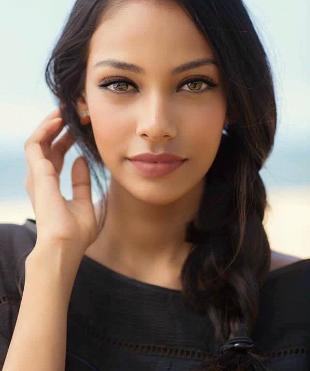 Christina Peiris is Miss Universe Sri Lanka 2017