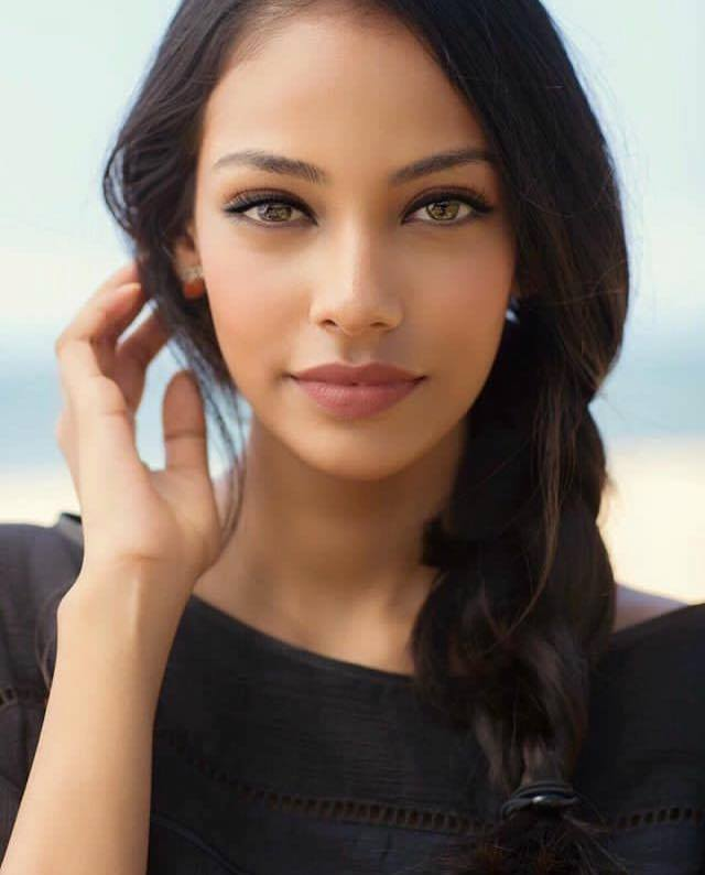 Christina Peiris is Miss Universe Sri Lanka 2017