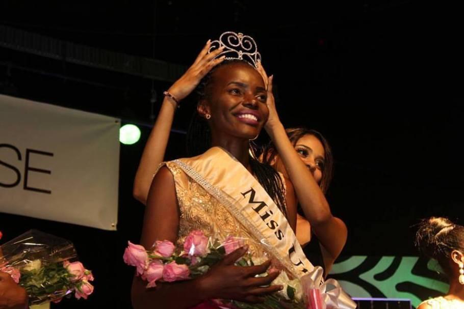 Lillian Ericah Maraule is Miss Universe Tanzania 2017