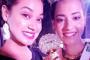 Nikeet Kaur wins Miss India Saphire Continental 2017