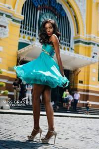 Miss Grand International 2017 Official Portraits
