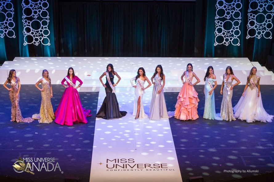 Miss Universe Canada 2017 Top 10