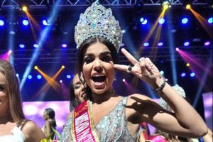 Francielly Ouriques of Brazil is Miss Asia Pacific International 2017