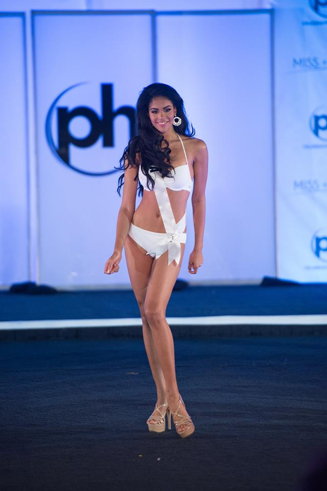 Miss Universe 2017 Preliminary Swimsuit round