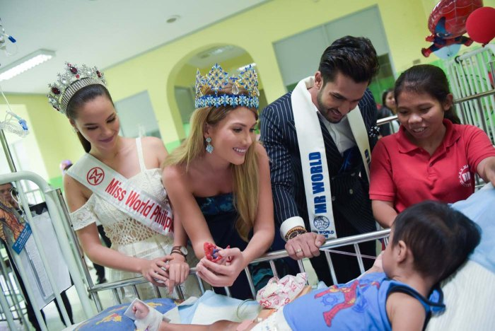 Miss World 2017: Top 20 finalists of Beauty With A Purpose Fast Track