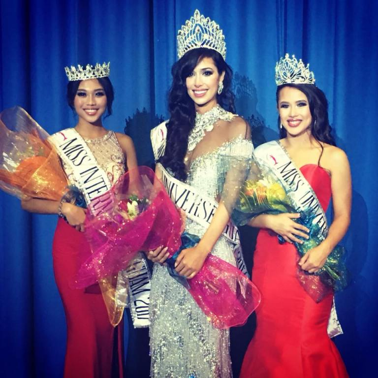 Myana Welch crowned as Miss Universe Guam 2017