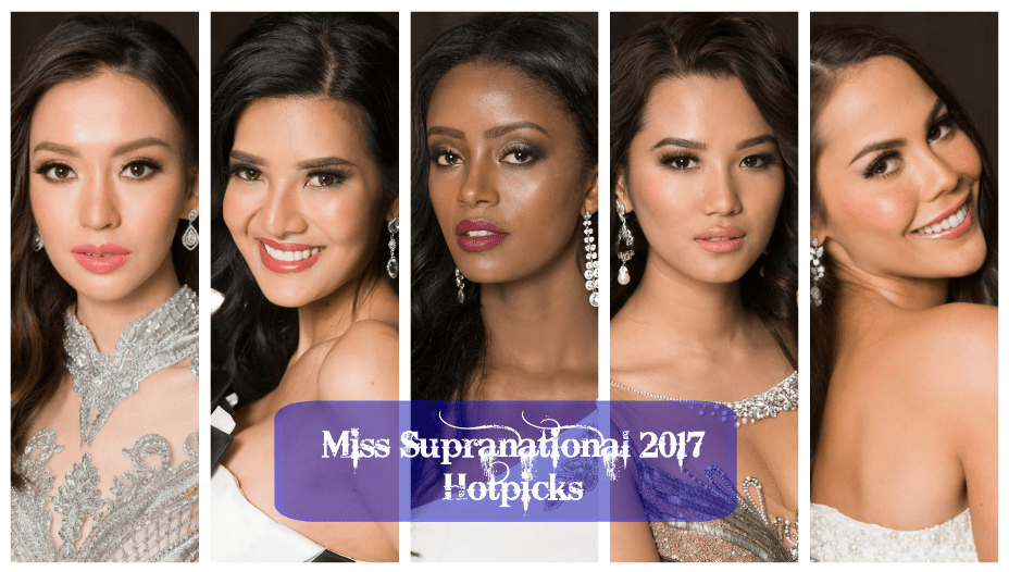 Miss Supranational 2017: Final Hotpicks