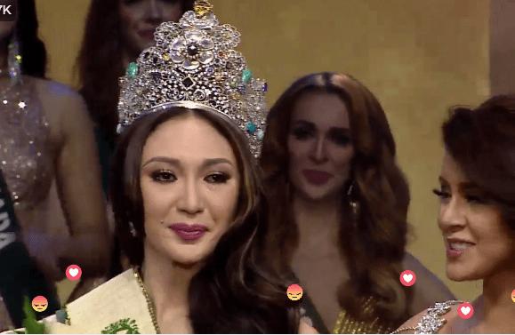 Karen Ibasco from Philippines Miss Earth 2017