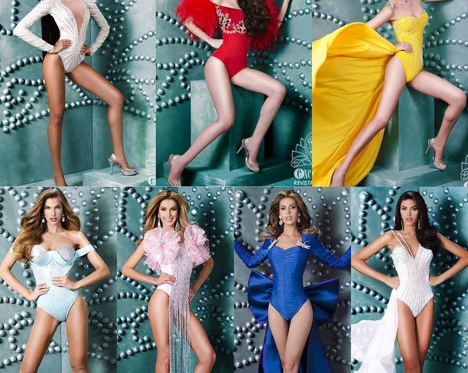 Miss Venezuela 2017 Contestants