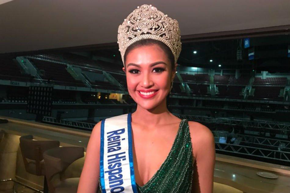Wynwyn Marquez wins Reina Hispanoamericana 2017