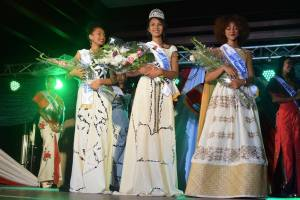 Miantsa Randriambelonoro is Miss Madagascar 2018