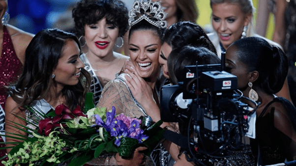 Why don't Miss Universe have huge cash prize for winners?