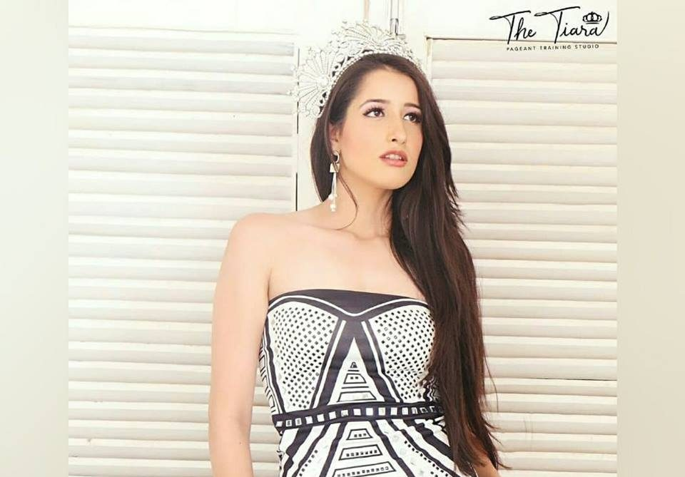 Exclusive Interview with Aditi Shukla, The Tiara Queen by TGPC for November 2017