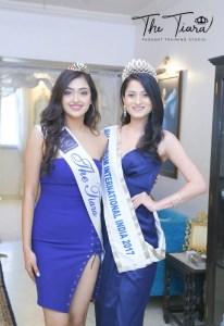 Gayatri Bhardwaj wins The Tiara Queen by TGPC for December 2017