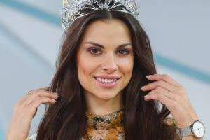 Agata Biernat crowned as Miss Universe Poland 2018