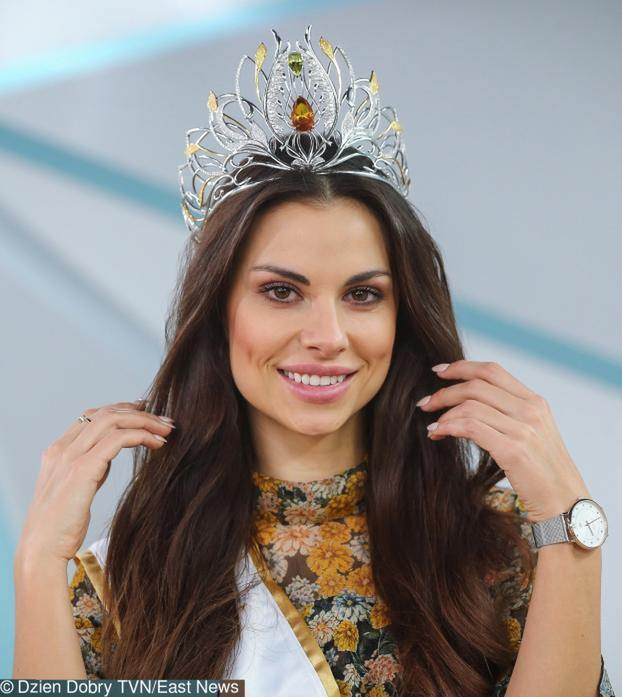 Agata Biernat crowned as Miss Universe Poland 2018