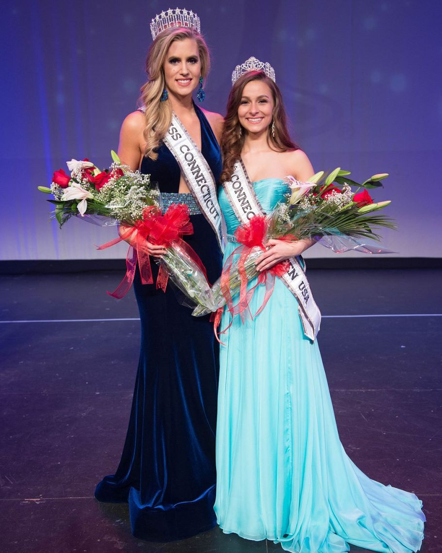Jamie Hughes wins Miss Connecticut USA 2018