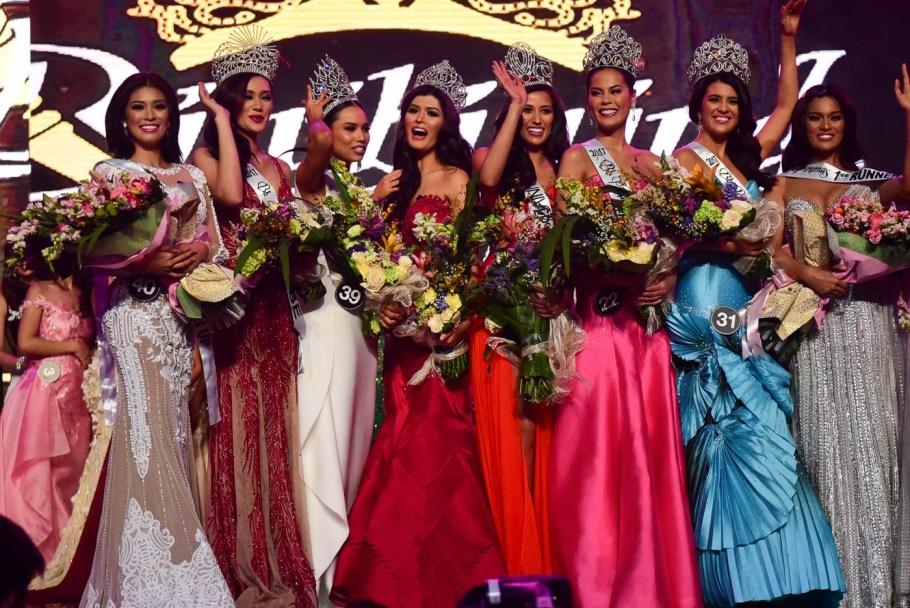 Binibining Pilipinas 2018 Contestants