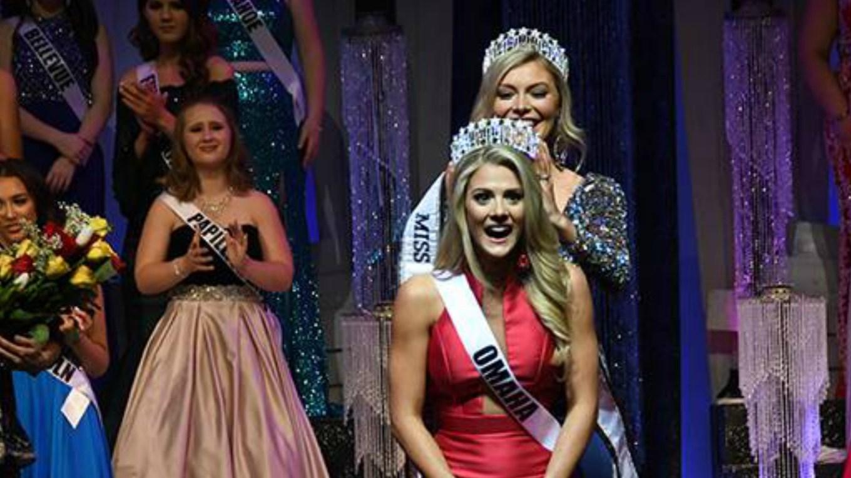 Sarah Rose Summers wins Miss Nebraska USA 2018