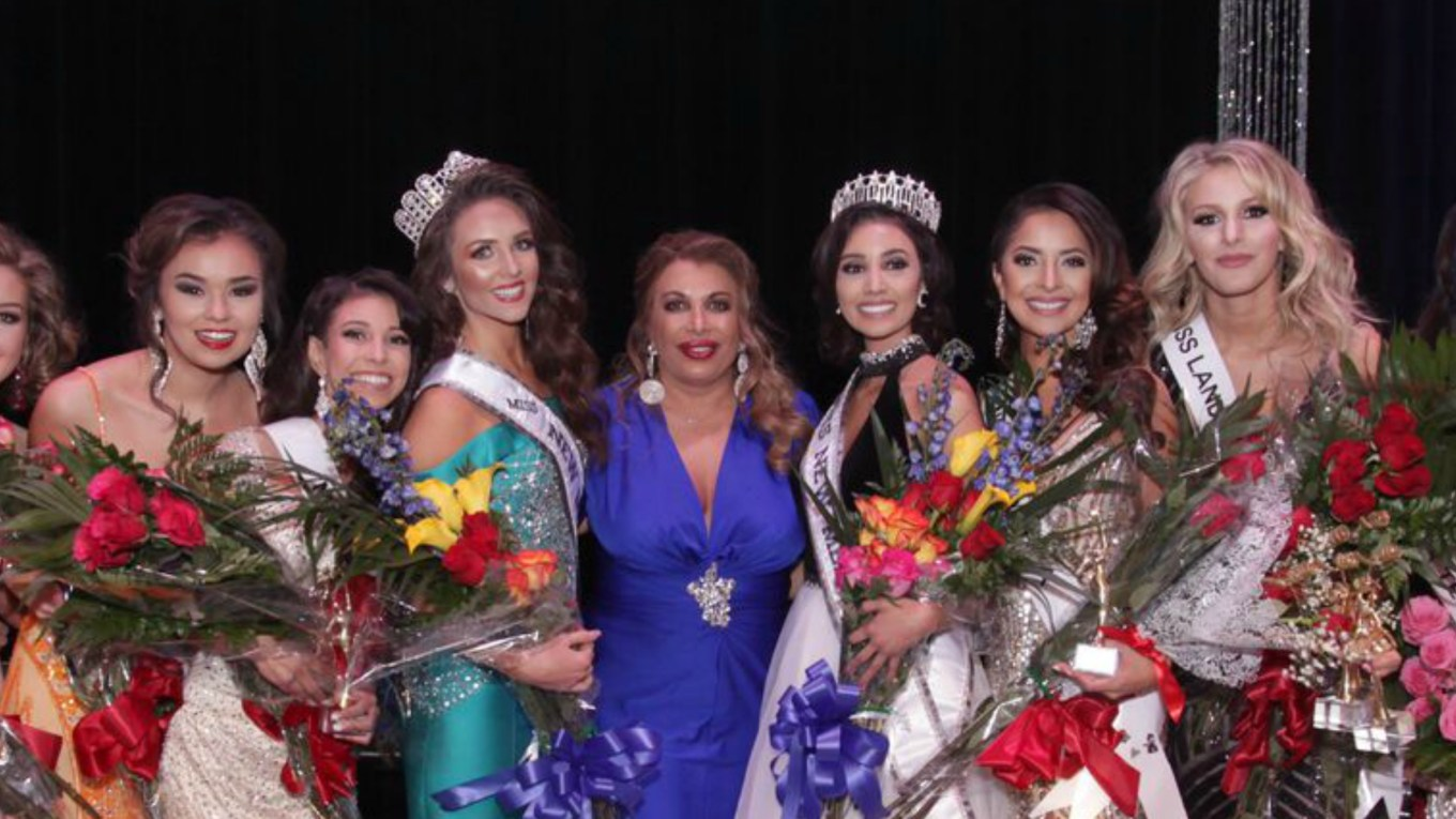 Kristen Leyva wins Miss New Mexico USA 2018