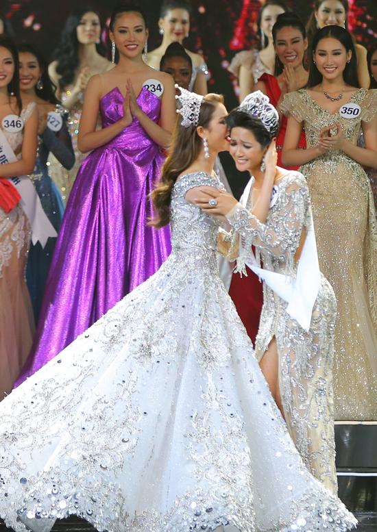 Miss Universe Vietnam 2017, H'Hen Nie