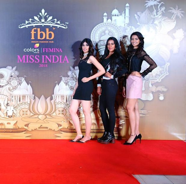 Femina Miss India Andhra Pradesh 2018
