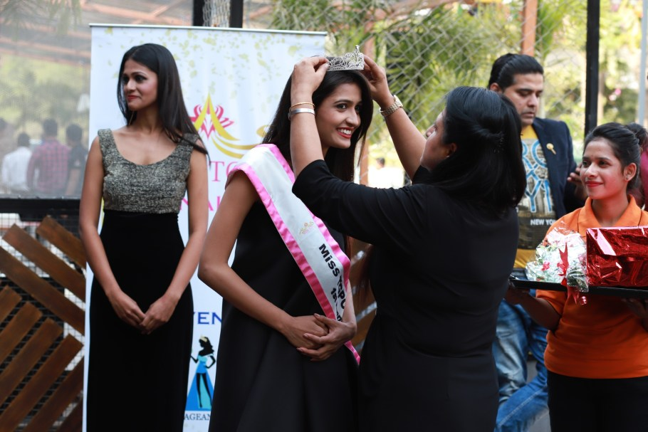 Pradnya Motghare wins First Runner-up Crown at Miss TGPC Season 4