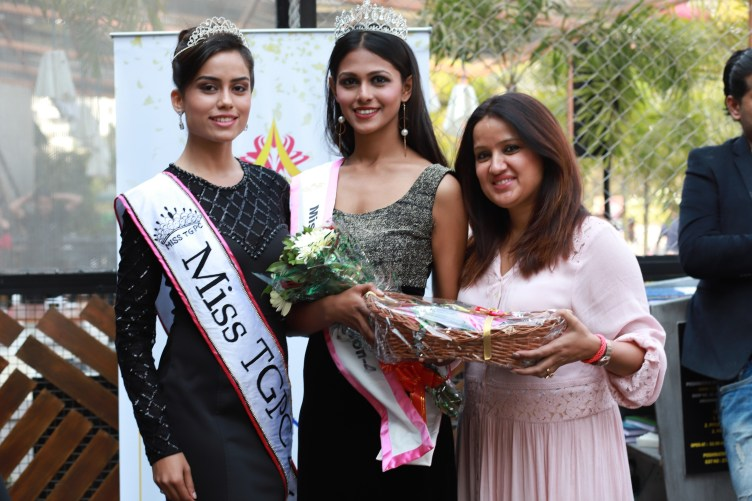 Adline Castelino wins Miss TGPC Season 4