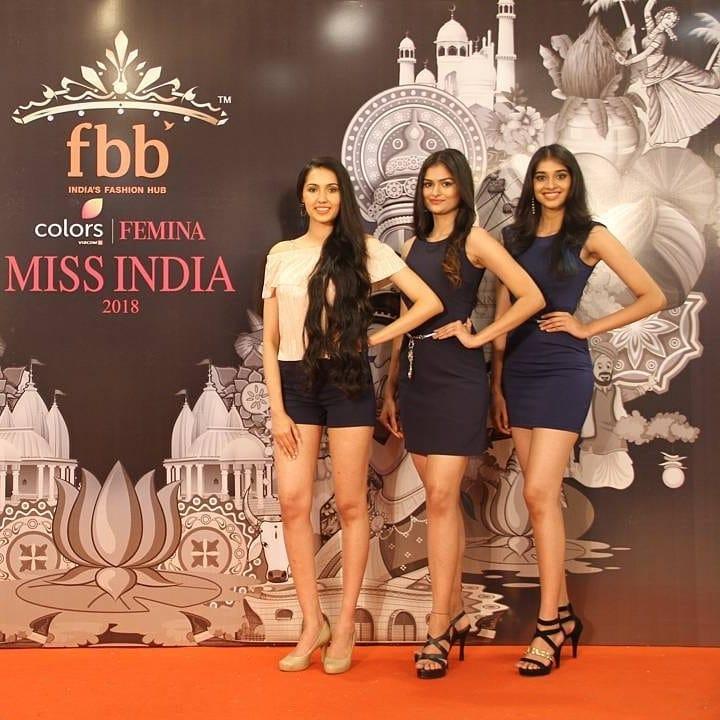 Femina Miss India Karnataka 2018