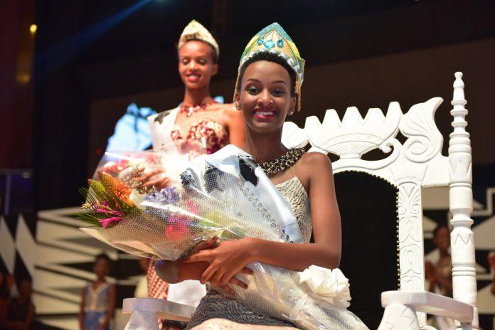 Liliane Iradukunda crowned as Miss Rwanda 2018