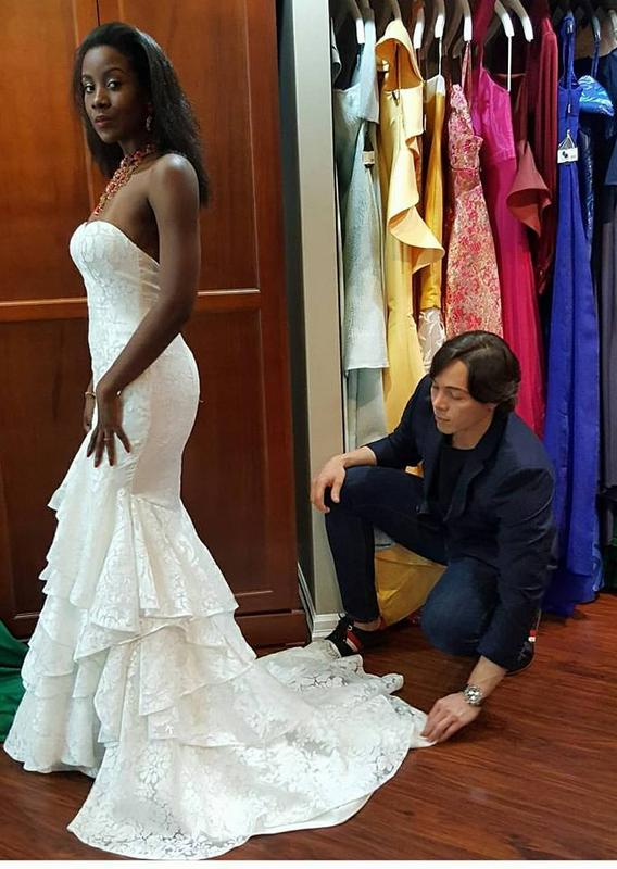 Martrecia Cherisse Alleyne crowned Miss Universe Trinidad and Tobago 2018