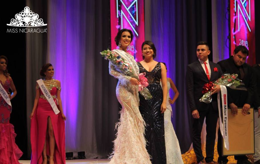 Adriana Paniagua won Miss Nicaragua 2018 pageant.Adriana will represent Nicaragua at Miss Universe 2018