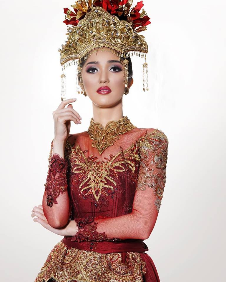 Sonia Fergina won Puteri Indonesia 2018