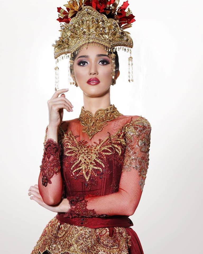 Sonia Fergina won Puteri Indonesia 2018