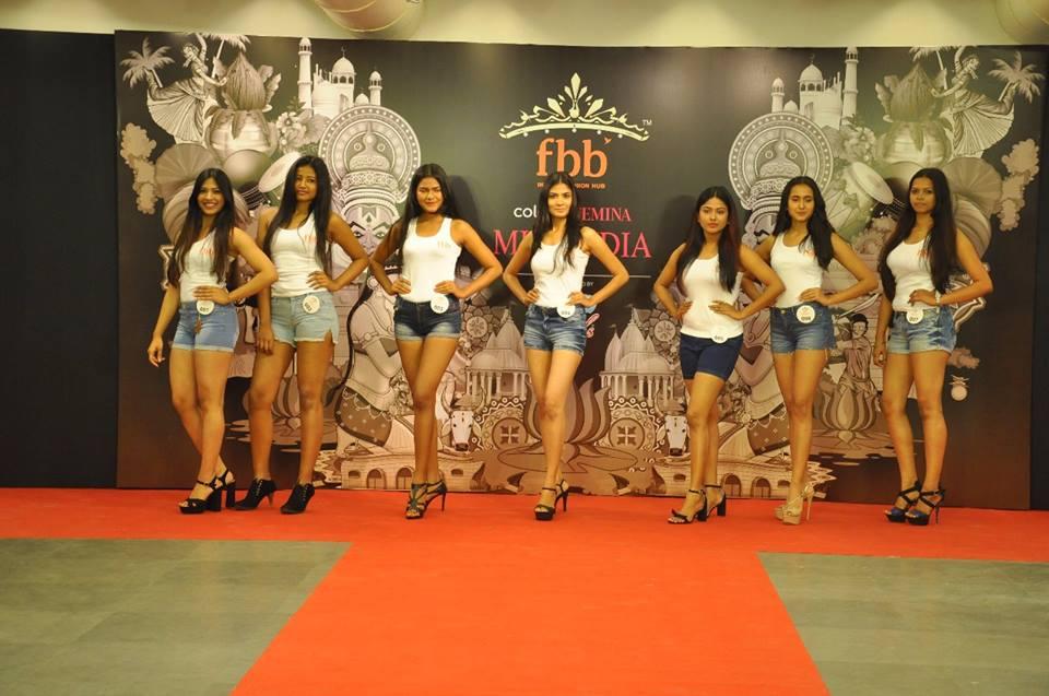 Femina Miss India 2018
