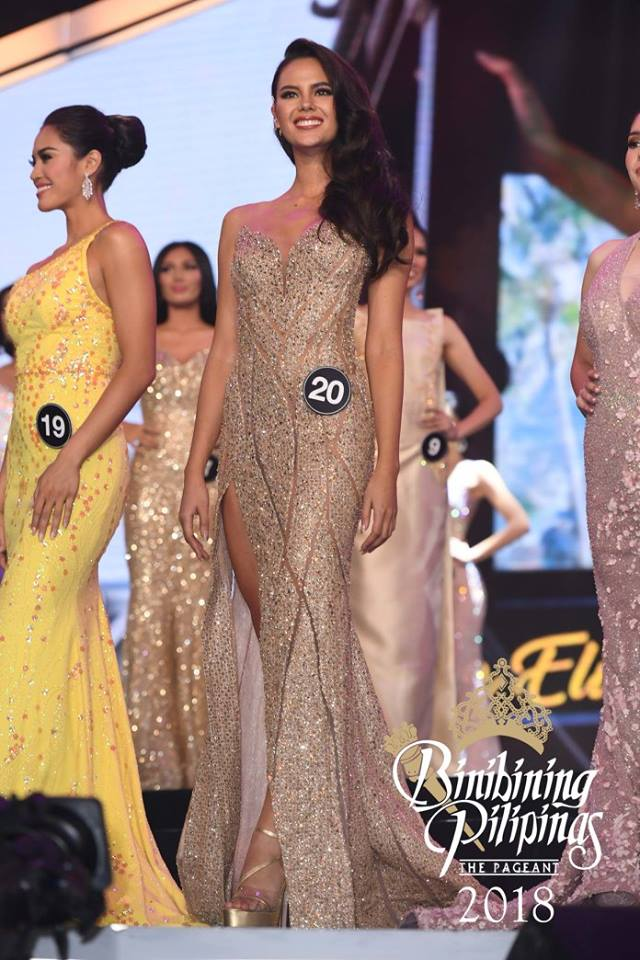 Catriona Gray wins Binibining Pilipinas 2018