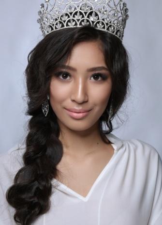 Alfïya Ersayın will represent Kazakhstan at Miss World 2018