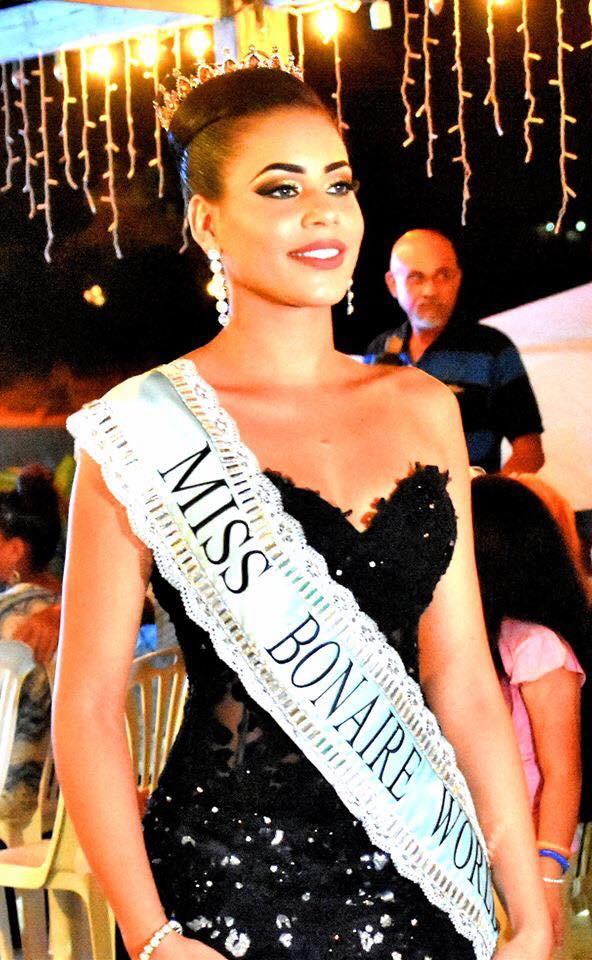 MISS BONAIRE 2018: Ruthgainy Frans