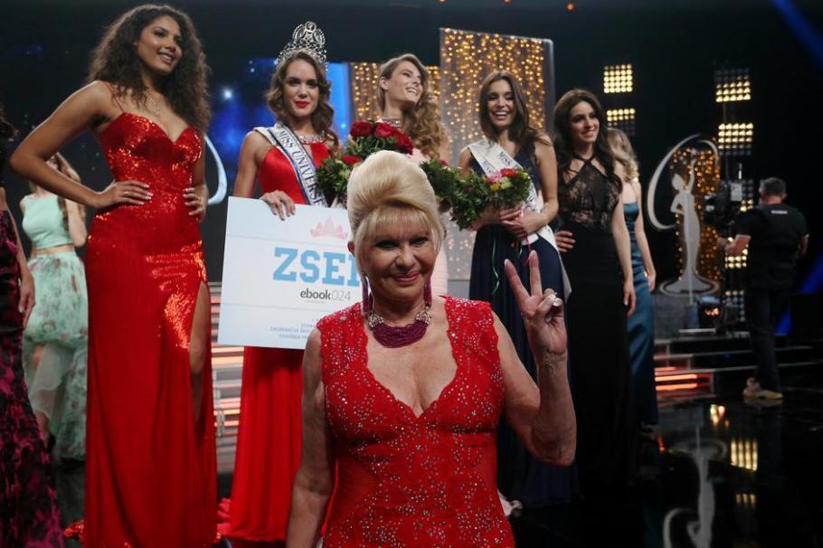 Mia Pojatina wins Miss Universe Hrvatske 2018