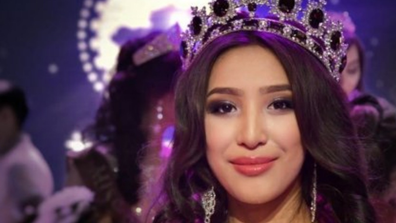 Alfïya Ersayın will represent Kazakhstan at Miss World 2018
